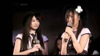 AKB48 チームBのはるきゃんこと石田晴香さんの第4回選抜総選挙応援動画...