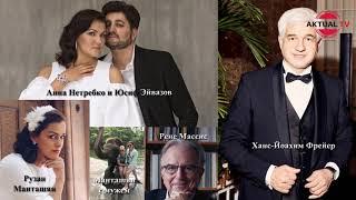 Почему армянская диаспора наехала на Юсифа Эйвазова и Анну Нетребко?