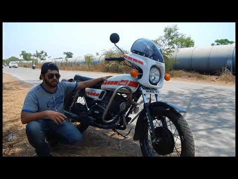 Yamaha RD350 or RD400? Best Restoration | Rajdoot | High Torque and Race  Built