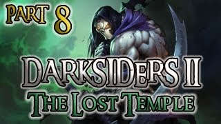 Darksiders 2 Part 8 The Lost Temple(This is part 8 of my Darksiders 2 walkthrough playthrough or lets play. In this episode I take you through the lost temple and show you how to solve the puzzles ..., 2012-08-18T21:02:37.000Z)