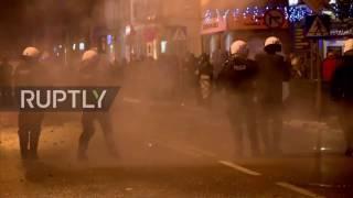 بولندا.. تونسي متهم بقتل شاب بولندي في ليلة رأس السنة (فيديو)