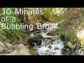 أغنية 30 minutes of a bubbling brook [HQ] - Stress, Meditation, Sleep, Study