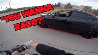 Mazda Speed 6 Wants to Race Grom! | We Went to the Worlds Biggest Zoo! | Grandma Vapes!