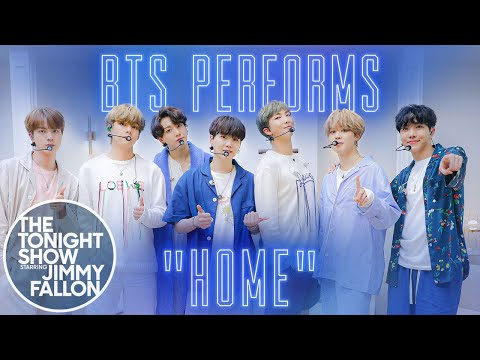 BTS: HOME