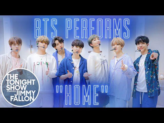 BTS\: HOME