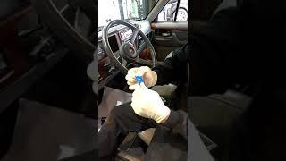 How to use rearview mirror adhesive . Meineke cinnaminson