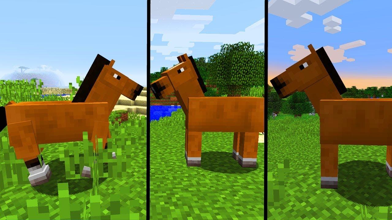 Neuer Command Command UI Pferde Minecraft Update - Minecraft spiele mit pferden