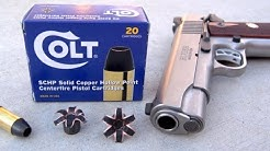 Colt  Brand .45 ACP Ammo Review - Would I Bet My Life On It???