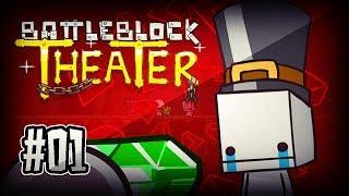 BattleBlock - Joguinho mais divertido
