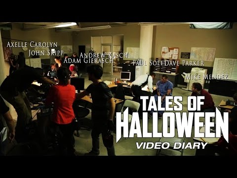 The October Society | TALES OF HALLOWEEN | Day 3 Video Diary