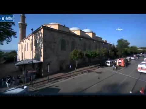 Bursa'daki Patlamanın Sebebi Canlı Bomba