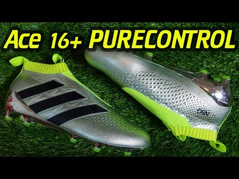 Adidas ACE 16+ PURECONTROL (Mercury Pack) - Review + On Feet
