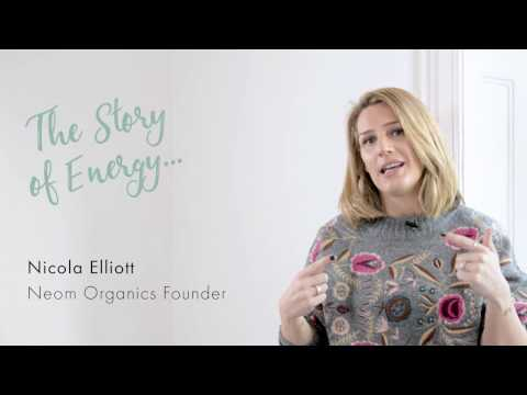 Neom Organics London - The Story of Energy