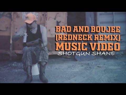 Shotgun Shane - Bad and Boujee (Redneck Remix) Music Video
