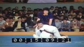 1980年11月15~16日 東京体育館 掌道鍼灸整骨院 http://www.medifeel-q.com.