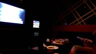 Karaoke in Kuala Lumpur :)