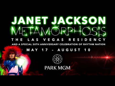 JANET JACKSON - LAS VEGAS RESIDENCY - METAMORPHOSIS - LIVE SHOWS (DATES/TICKETS) 2019 Mp3