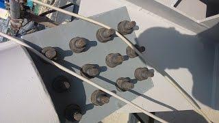 Súng xén đầu bulong Tone - Tone Electric Shear wrench
