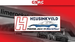 iRacing : Heusinkveld MX-5 World Tour - Season 15 - Round 4 - VIR