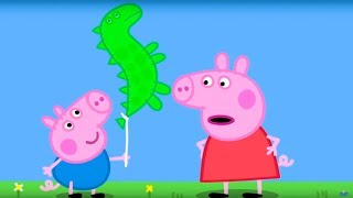 Свинка Пеппа на русском все серии подряд 🍧 Мороженое 🍦 Мультики