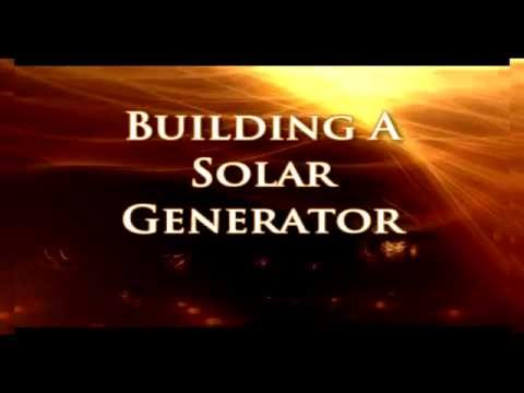 Open Your Mind (OYM) Radio - Solar Generator Project - Part 1 - 20th of August 2016
