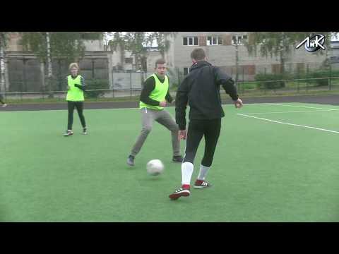 Турнир дворовых футболистов