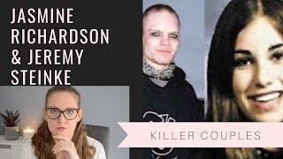 Gambar cover Killer Couples: Jasmine Richardson & Jeremy Steinke | Eleena Jane