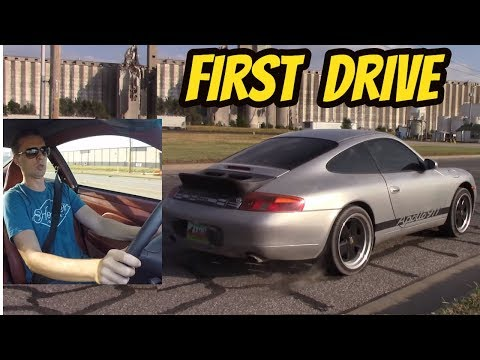 Was LS-Swapping my Porsche 911 Worth It??? First Drive