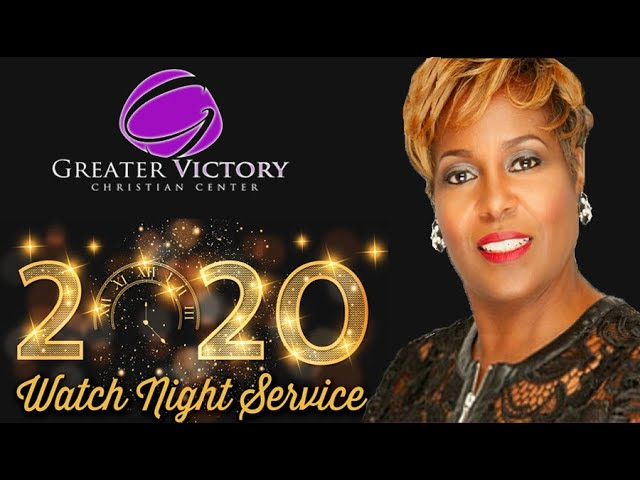 Greater Victory Watch Night Count Down