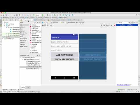 Reading and Writing to files in Android Studio
