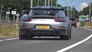 Porsche 991 GT2 RS - Lovely Exhaust Sounds!
