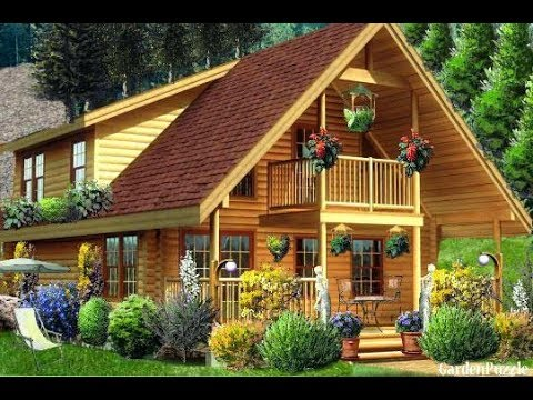 Most Amazing Wooden House Design Ideas
