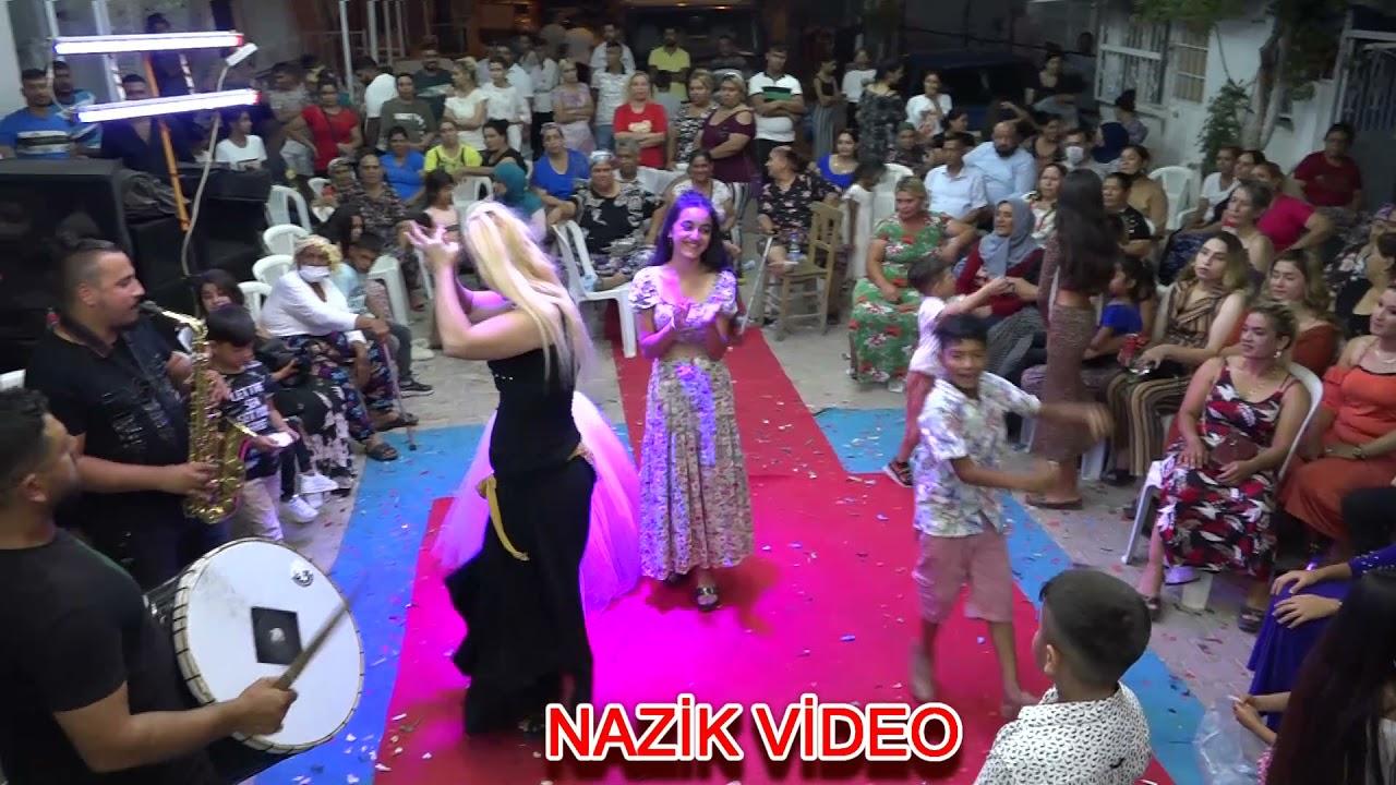 Roman Düğünleri İzmirli Erco  Çalıyor  Hanımı Roman Oynuyor Süper Bir Gece Göksu