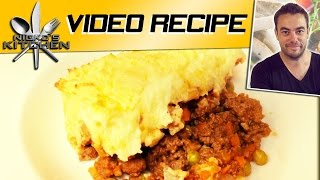 Shepherds / Cottage Pie - Video Recipe