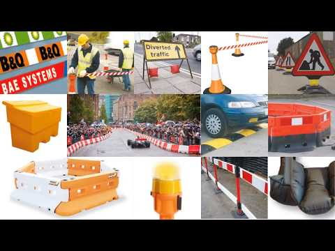 Border Barriers: Traffic Management Systems, Crash Tested Barriers and more