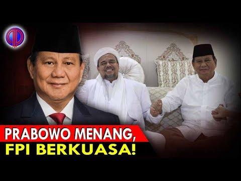 Prabowo Menang, FPI Berkua$a!
