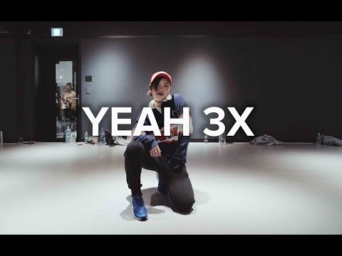 Yeah 3X - Chris Brown / Yumeri Chikada Choreography