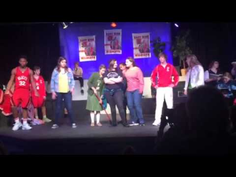High School Musical- Scene by Nashville Christian School