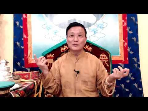 Peur et attachement : portes d'entrée vers la libération Tenzin Wangyal Rinpoché
