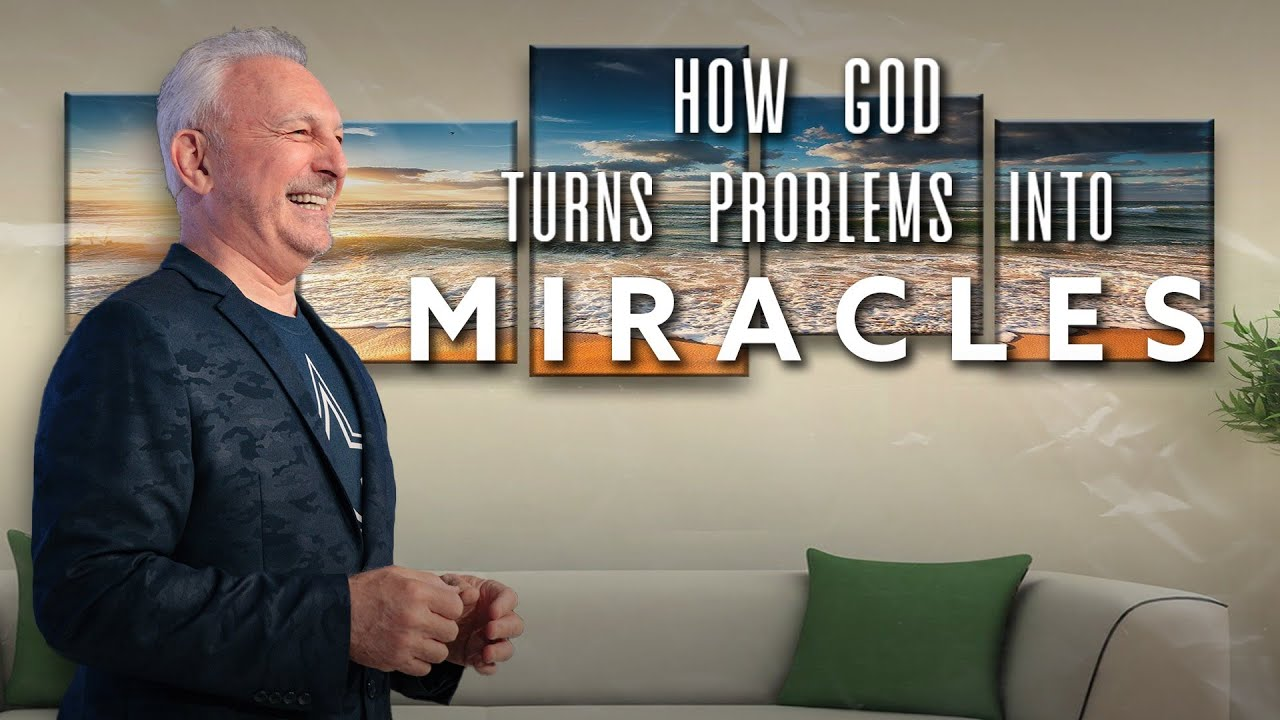 Download How God Turns Problems Into Miracles   Ps André Olivier