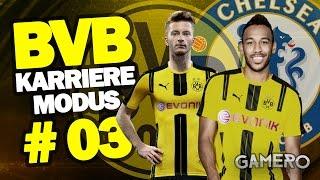 FIFA 17 KARRIEREMODUS BVB #03 ♕ SPIEL Gegen CHELSEA ♕ FIFA 17 Karrieremodus Deutsch German