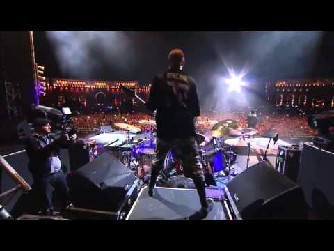 System Of A Down Aerials Lightning Live in Yerevan 2015 (HD/DVD Quality)