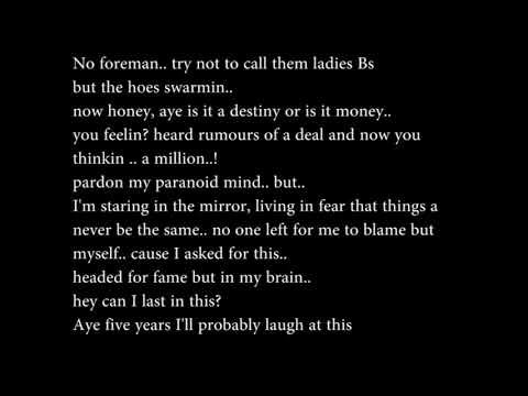J. Cole - Dead Presidents II (Lyrics)
