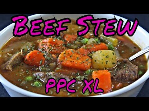 Beef Stew ( Power Pressure Cooker XL)