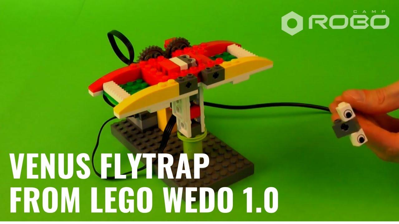 lego wedo ferris wheel instructions