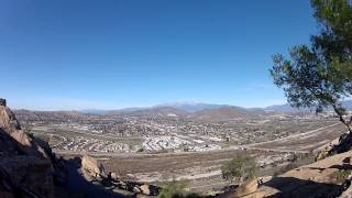A Climb To The Top Of Mt. Rubidoux