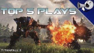 Titanfall 2 Top 5 Plays #14: Cross Map Kraber Gooser! (TF2 Top 5 Kills)