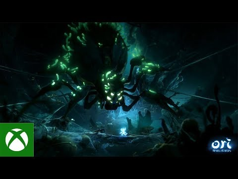 Ori and the Will of the Wisps - E3 2019 - Gameplay Trailer jugar ori and the will of the wisp
