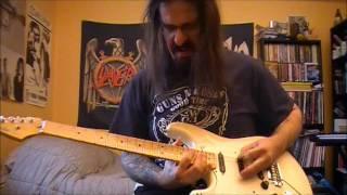 PANTERA - Psycho Holiday - guitar cover - HD