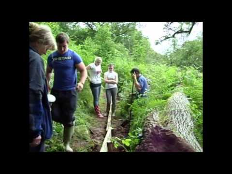 Brecon Beacons National Park Work Experience Students